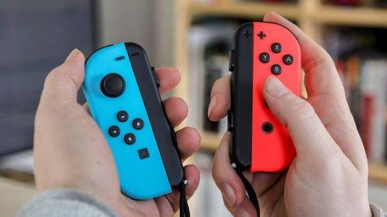 Nintendo Switch Separata kontroller