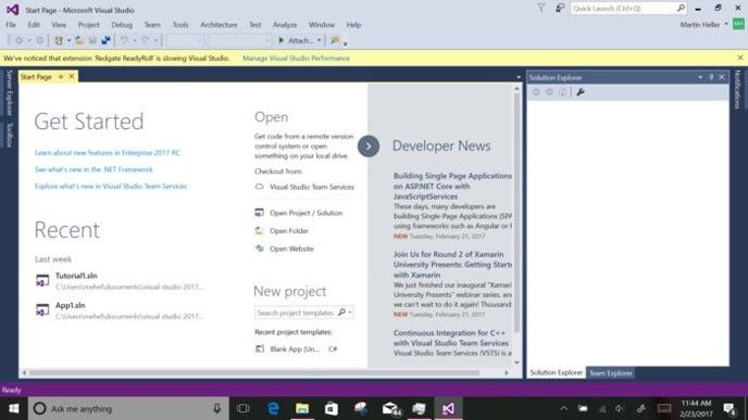Microsofts nya dominerar massa