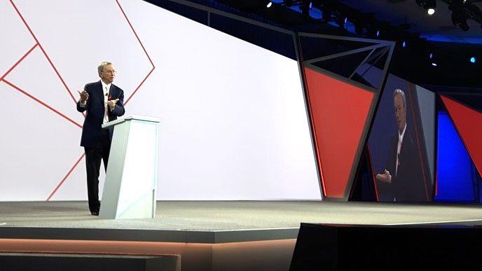 Eric Schmidt, en av Googles grundare.