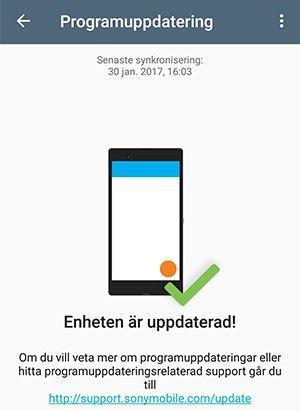 Uppdatera. Se till att hålla operativsystemet uppdaterat. En nackdel som  Android har 7244b282d3c93