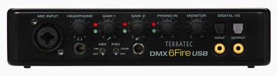 DMX 6Fire Usb