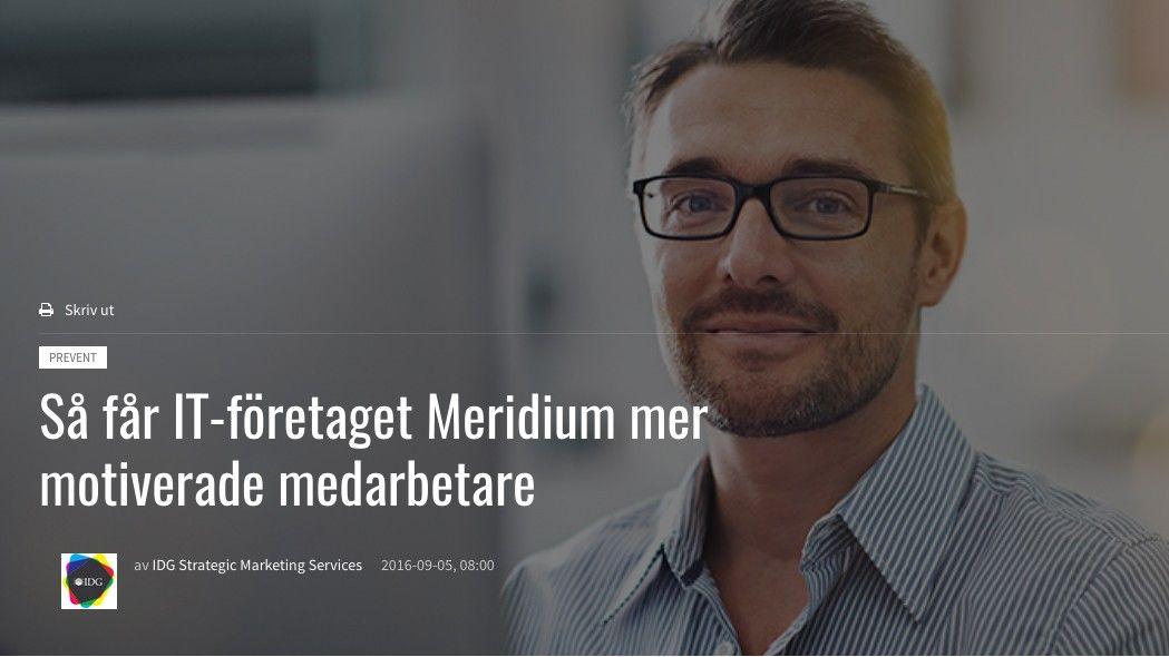 Meridium