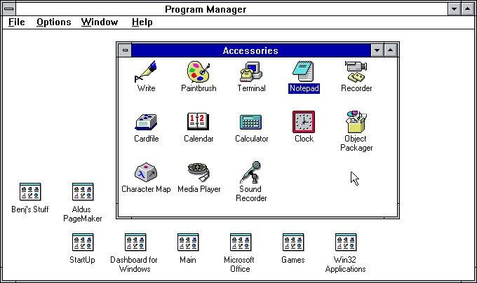 Programhanteraren