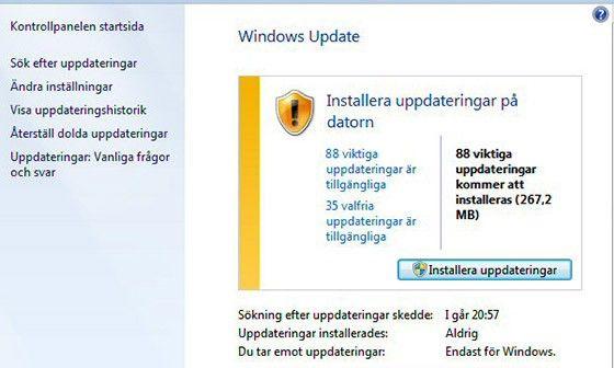 Sådana här jobbiga uppdateringsbesked behöver du aldrig se i Windows 10.