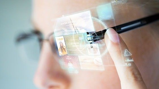 AR-glasögon