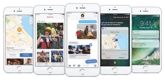Om Apple släpper en helt omgjord Iphone med en skärm som går ända ut i  kanten krävs en rejäl uppgradering av IOS för att göra mobilen rättvisa. 9a9a24ad82fb5