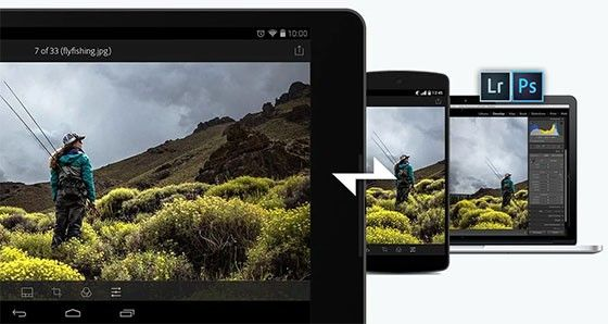 Photoshop Lightroom bild redigering gratis