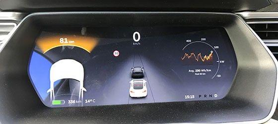 Tesla Model S P100D