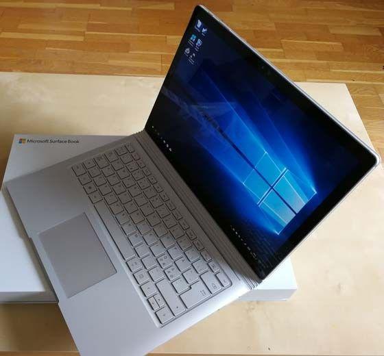 Microsoft Surface Book Performance Base