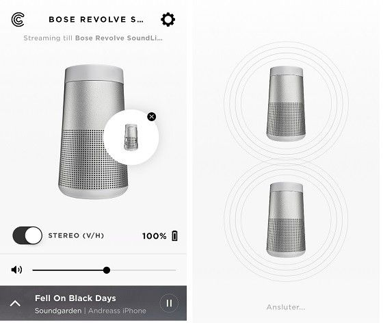 Bose Revolve