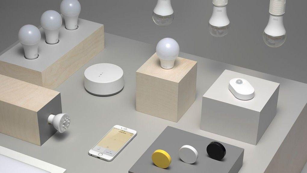 Ikea utökar Trådfri med Homekit stöd och röststyrning M3