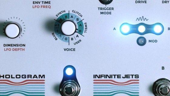 Infinite Jets