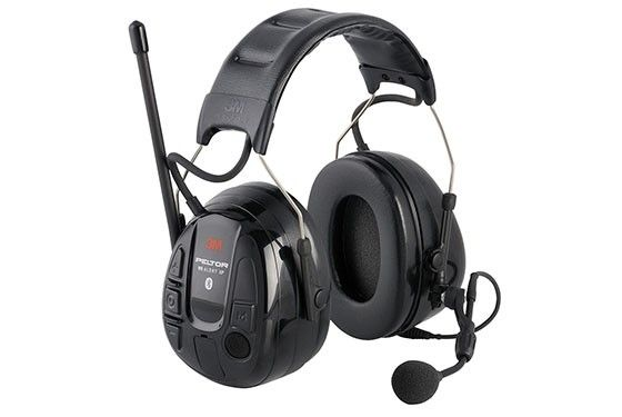 Toppen Test: Bästa hörselskydd – med bluetooth - M3 JE-86