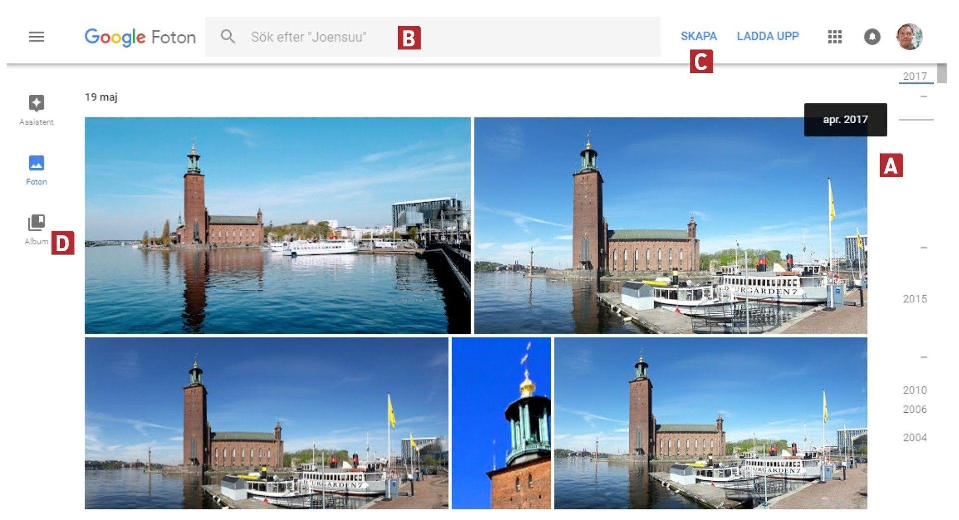 Så funkar Google Foto
