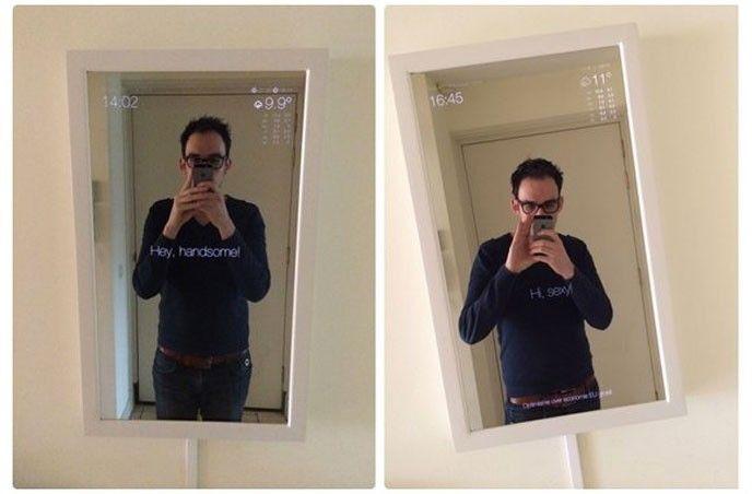 raspberry pi spegel