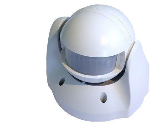Koll på rörelse. Rörelsedetektorer kan inkluderas i ditt system och utlösa larm eller styra en händelse.