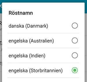 Scanpen klarar av att läsa text på många språk.