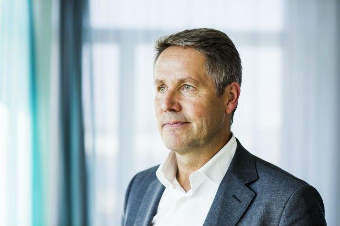 Johan Svenningsson, VD Uniper