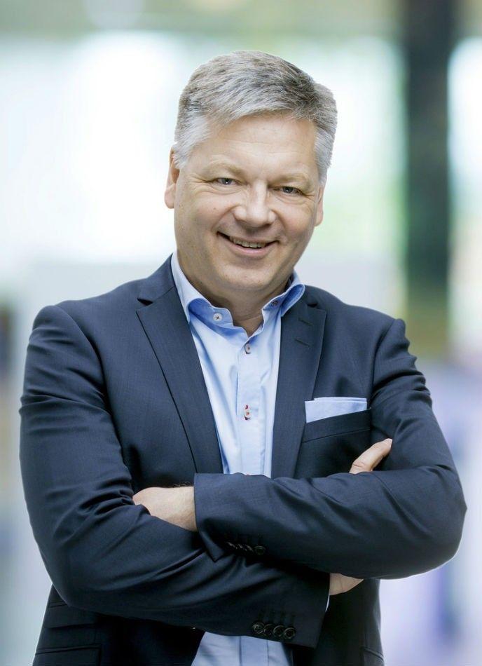 Håkan Dahlström på Tieto