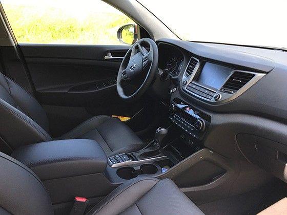 Hyundai Tuscon 1.6 turbo