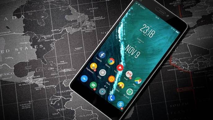 ansluta app Windows-telefon