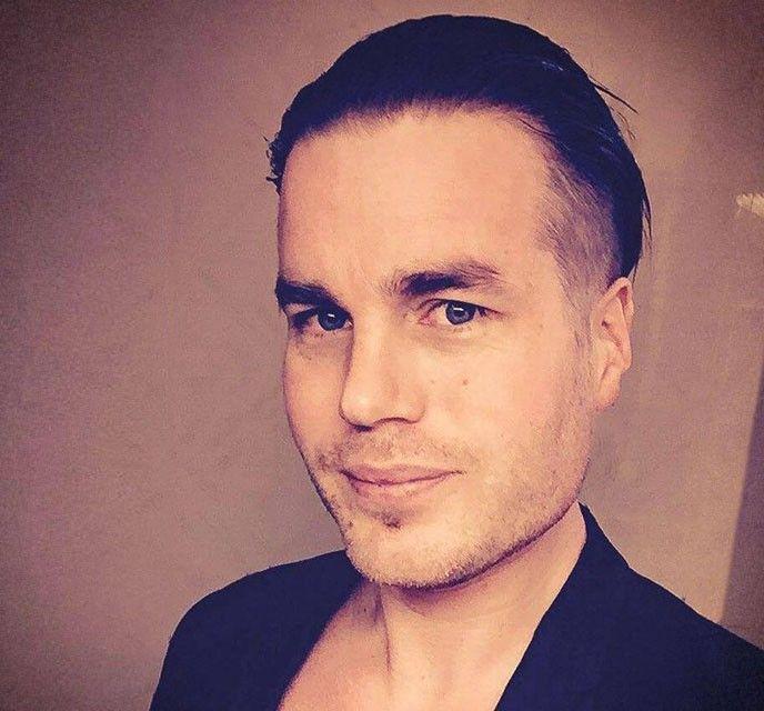 Johan Normén
