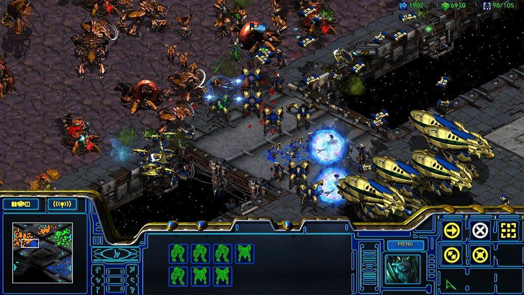 Starcraft: Remastered 1