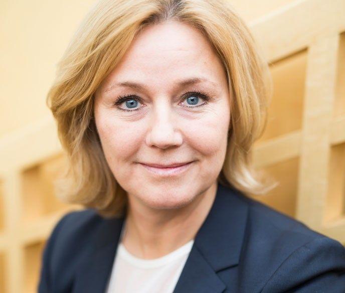 Anna-Lena Wretman.