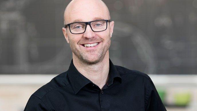 Björn Block, affärschef för Smarta hem på Ikea