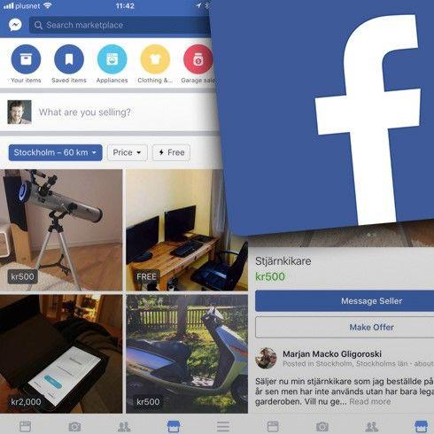 köp och sälj stockholm facebook