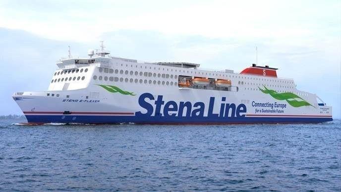 Stena Line-fartyg