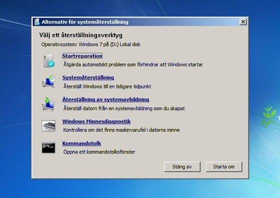 Windowskrasch