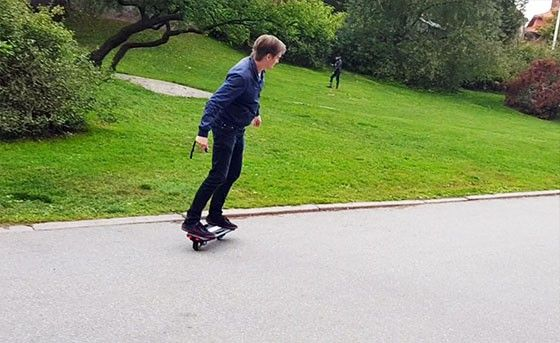 Yiiboard el-skateboard