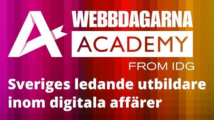 Webbdagarna Academy