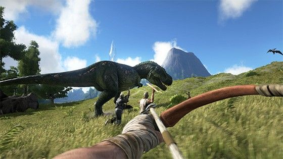 Ark: Survival Evolved recension