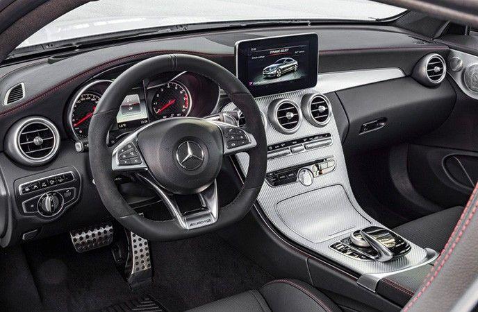 Mercedes AMG C43 Cabriolet