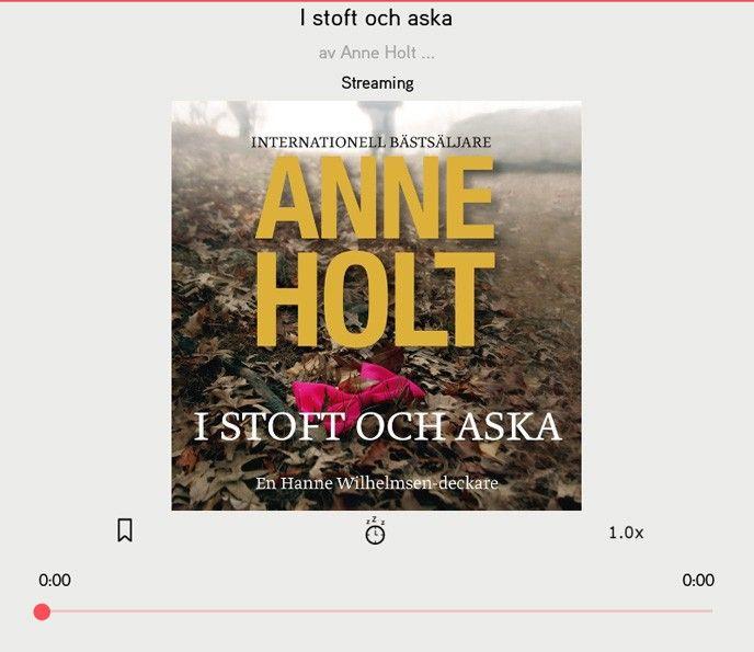 Lyssna ljudböcker online gratis
