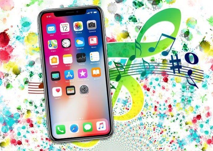 Ringsignaler till Iphone