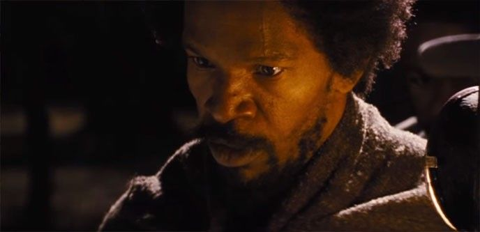 Filmer Netflix Django Unchained