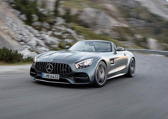 Mercedes AMG GTC