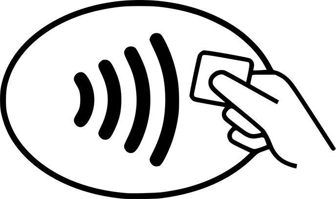 Kontaktlösa betalningar