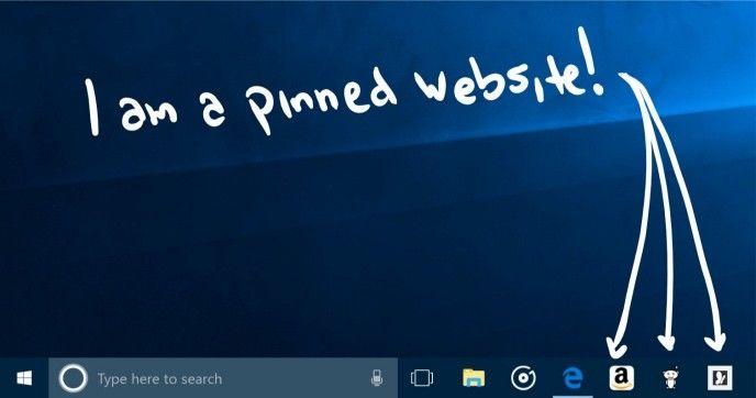 Fäst webbsidor