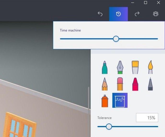 Windows Paint 3D