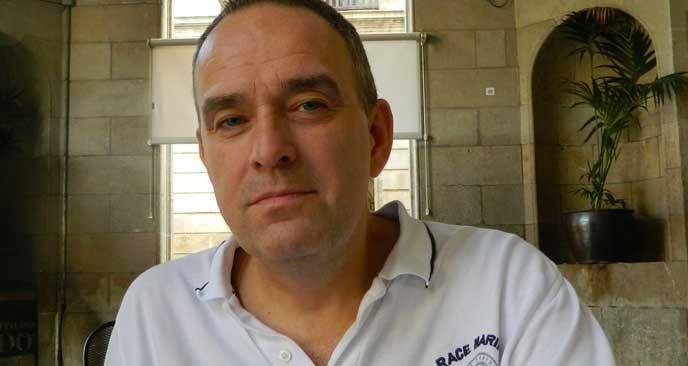 Gunnar Berger, ansvarig för open banking på Nordea