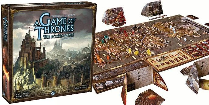 Game of thrones brädspel