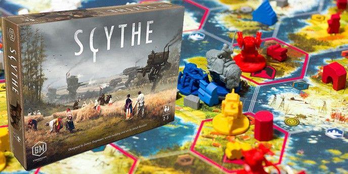 Scythe brädspel