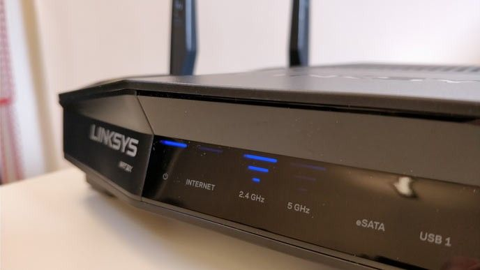 Linksys WRT32X router