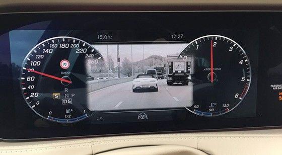 Mercedes S400 long