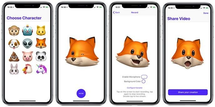 Animoji Studio