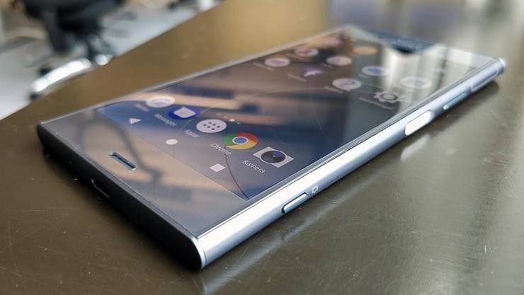 Xperia XZ1 Android Oreo